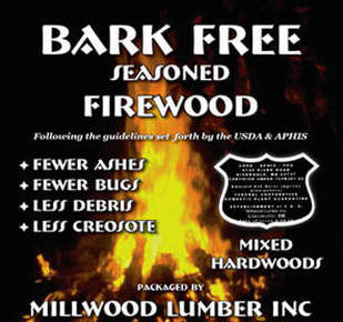 Bark Free Seasoned Firewood